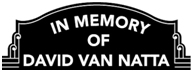 In Memory of Dave Van Natta
